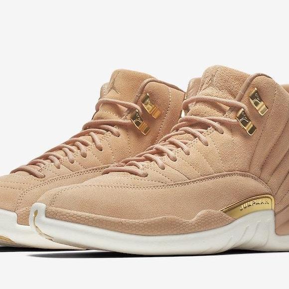 Jordan Shoes | Air Retro 12 Vachetta